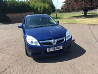 Low mileage Diesel Vauxhall Vectra with Full year MOT