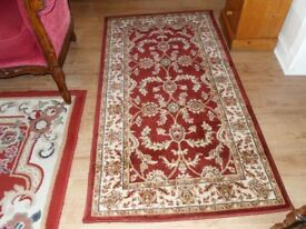 LOVELY THICK RUG (80 X 150 CMS)