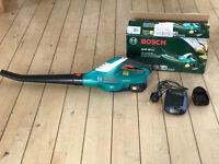 Bosch ALB 18Li cordless leaf blower