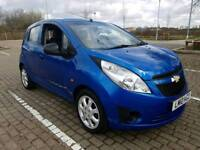 2010 CHEVROLET SPARK PLUS – 1.0 PETROL – 41,000 MILES ONLY - £30 ROAD TAX – 5 SEATS