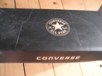 Convers All Star uk size 8 white