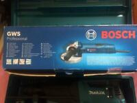 Bosch GWS 7-115 Professional Angle Grinder NEW