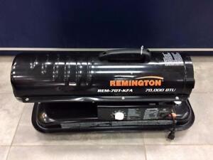 Radiateur chaufferette au kérosène REMINGTON REM-70T-KFA ***Parfaite Condition*** #F021774