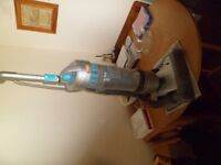 VAX upright vacuum + Pifco handheld electric cleaner