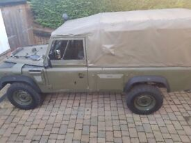 Landrover Wolf 110 Soft Top