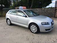 Late 2006 Audi A3 1.6 5 Door **Service History** *Warranty* (1series,golf,leon)