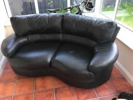 Two person 'love seat' sofa