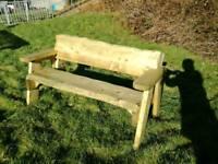 Garden/Memorial benches