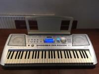 Electric piano with full synthesiser functions