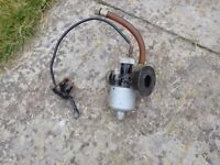 two to free hp seagull carburetor complete
