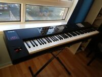 Roland FA-08 Music Workstation for sale. Quick sale due to studio equipment upgrade