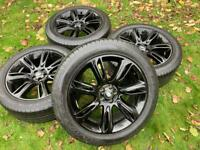 "20"" Range Rover Evoque Velar Evoque Discovery Sport Alloy Wheels Tyres"
