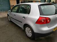 VW GOLF MK5 2004-2008 AVAILABLE FOR SPARE PARTS
