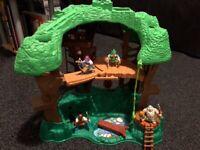 Fisher Price Robin Hood hideout