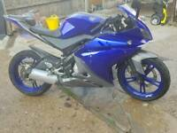 125CC Yamaha yzfr125