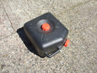 5 Gallon waste water container