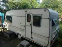 Caravan Breaking for spares