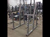 Pulse heavy duty squat rack