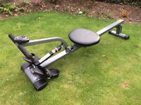 Pro Fitness Rowing Machine - Hardly used and as new!!!
