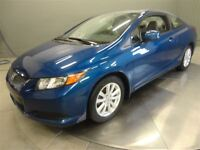 2012 Honda Civic EX COUPE A/C MAGS TOIT