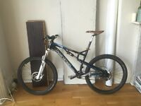 Boardman Mountain Bike Team Full Suspension 650B - 2014