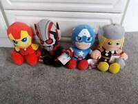 Marvel teddies