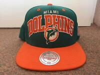 Miami Dolphins Mitchell and Ness SnapBack hat nfl