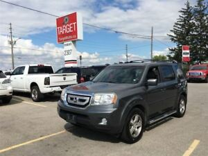 2010 Honda Pilot EX-L Fully Loaded; Leather, Roof, 8-Pass and Mo