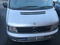 Mercedes Vito 112 spares or repairs