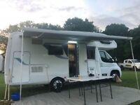 Campervan for hire