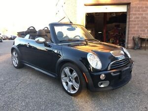 2005 MINI Cooper Convertible S - ONE OWNER - NO ACCIDENT - SAFET