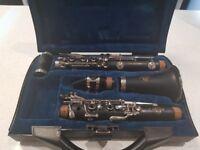 Buffer clarinet B12