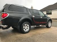 L200 Barbarian 2011 M.O.T April 2019. New timing Belt fitted