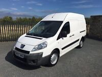 2007 57 PEUGEOT EXPERT 1.6 HDI LWB HIGH ROOF *DIESEL* PANEL VAN - ONLY 1 KEEPER!