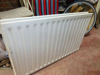 Double Central Heating Radiator 600 x 900mm