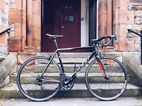 Felt F75 Road Bike 58cm w/ Carbon Forks