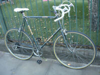 Superb Ti Raleigh Lightweight 5 Speed bike, Serviced Frame 64cm