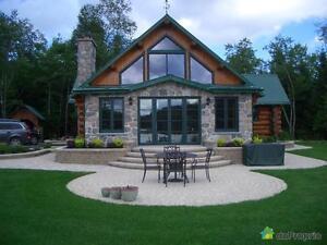 575 000$ - Maison 2 étages à vendre à St-Gerard-Des-Laurentid