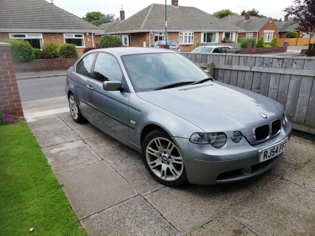 BMW 316ti sport spares or repair | in Redcar, North Yorkshire