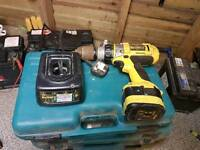 Joblot of none working drills