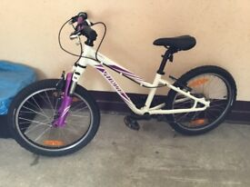 Girls specialised bike