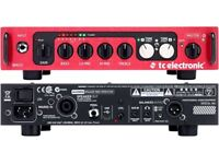 Tc Electronic BH 800 bass amp head