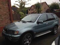 BMW X5 cheap tax fantastic condition mot