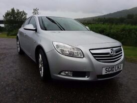 Vauxhall insignia exclusive 130 cdti