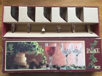 Crystal Wine Glasses - RCR