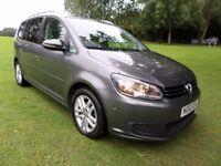 VW TOURAN 1.6TDI SE*7 SEATS*NEW MODEL*FINANCE AVAILABLE*