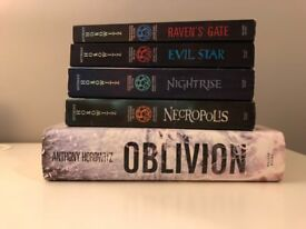 The Power of Five - 5 Book Collection