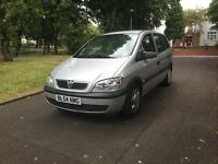 """2005 (54) VAUXHALL ZAFIRA LIFE 1.6 PETROL 7 SEATER """"DRIVES VERY GOOD + MUST BE SEEN AND DRIVEN"""""""