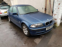 BMW 318 2001 - NON RUNNER - SPARES & REPAIRS