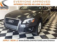 2011 Audi Q5 2.0T Premium Package !*Everyone Approved*